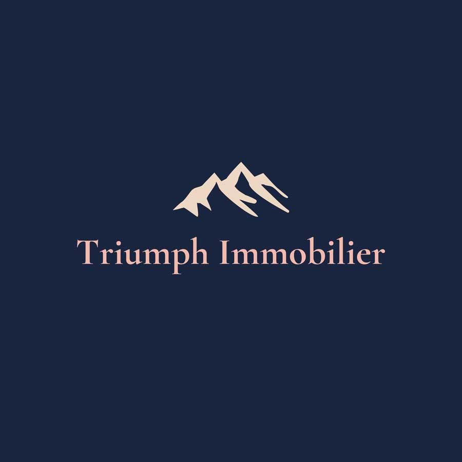 Logo Triumph Immobilier