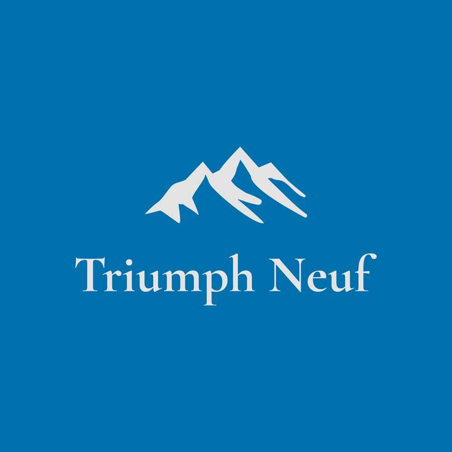 Logo Triumph Neuf